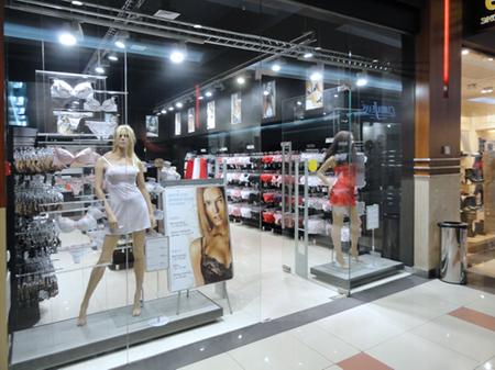 Установка антикражных систем для магазинов женской одежды и нижнего белья