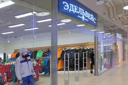 Противокражные системы установка в магазине спортивной одежды