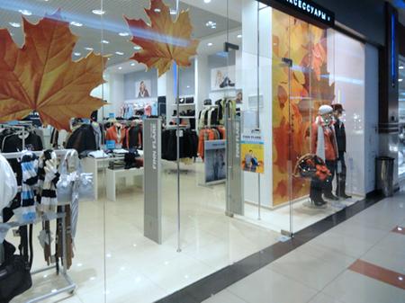 Установка антикражных систем для магазина одежды, обуви и аксессуаров