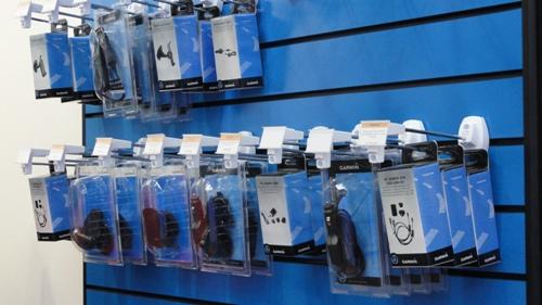 Системы защиты от краж товара на стеллажах
