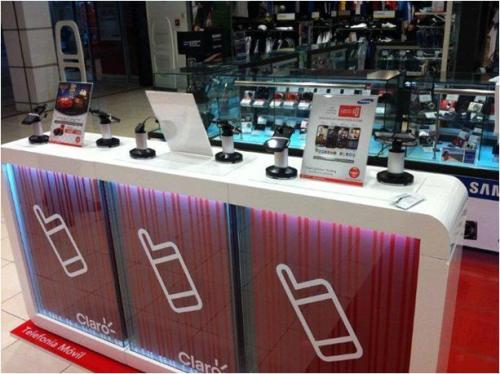 Противокражные системы для мобильного ритейлора
