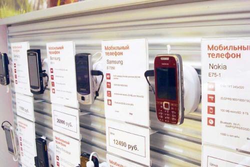 антикражные пьедесталы инвью для защиты мобильных телефонов от краж
