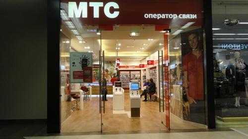 антикражное оборудование для магазина мобильной связи МТС